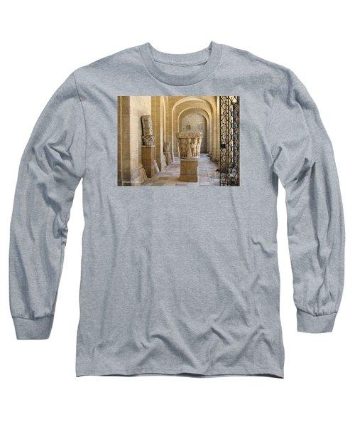 Brindisi Library- Biblioteca De Leo Long Sleeve T-Shirt