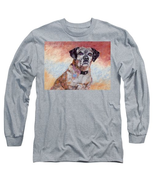 Brindle Long Sleeve T-Shirt
