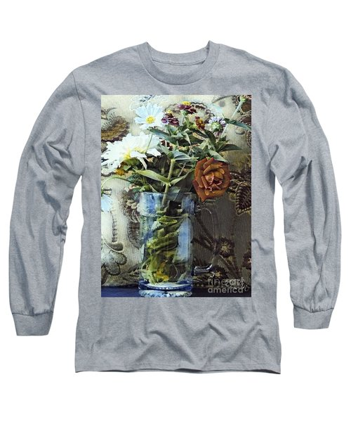 Bringing My Garden Inside Long Sleeve T-Shirt