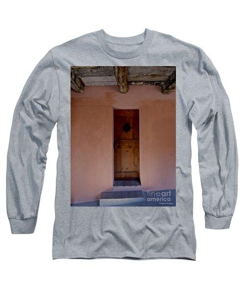 Brisighella- Single Door Long Sleeve T-Shirt