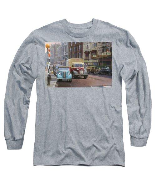 British Railways Austin K2 Long Sleeve T-Shirt by Mike  Jeffries