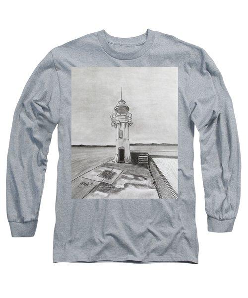 Brixham Lighthouse  Long Sleeve T-Shirt