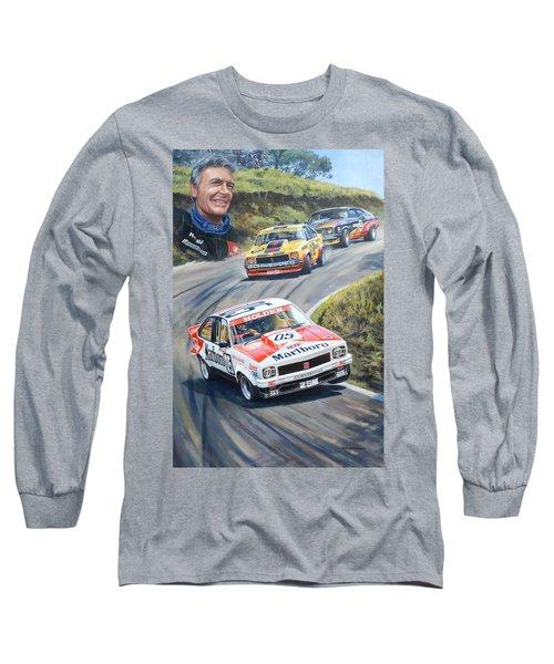 Brock's Bathurst Portrait Long Sleeve T-Shirt