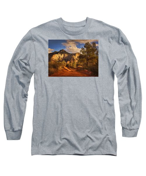 Broken Arrow Trail Pnt Long Sleeve T-Shirt