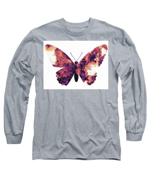 Broken Wings Long Sleeve T-Shirt