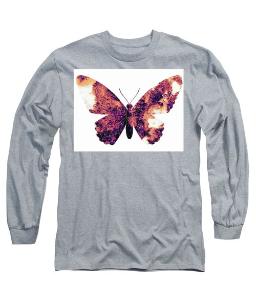 Broken Wings Long Sleeve T-Shirt