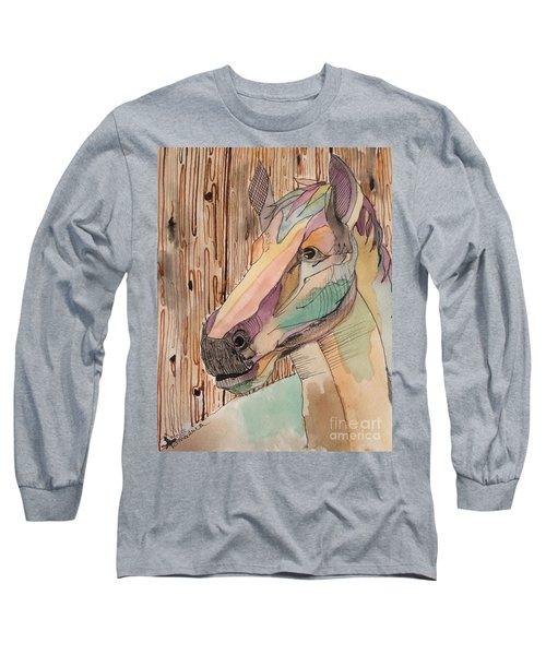 Bronco Long Sleeve T-Shirt