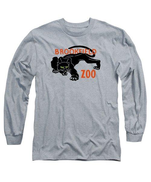 Brookfield Zoo Wpa Long Sleeve T-Shirt