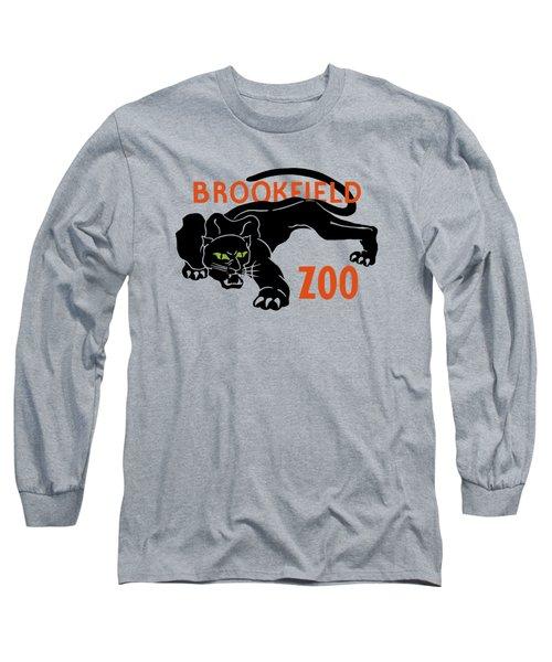 Brookfield Zoo - Wpa Long Sleeve T-Shirt