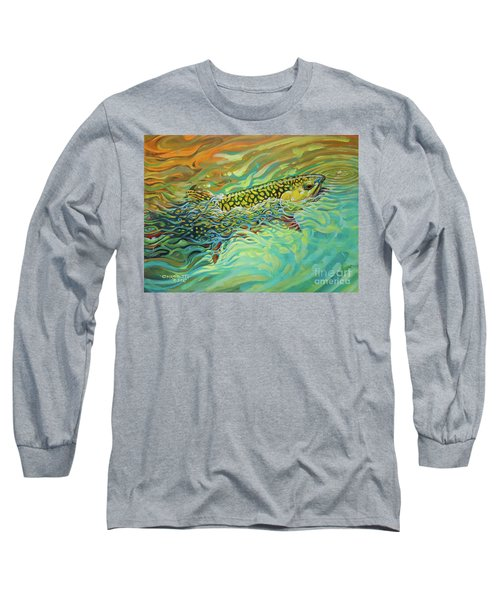 Brookie Flash Rework Long Sleeve T-Shirt
