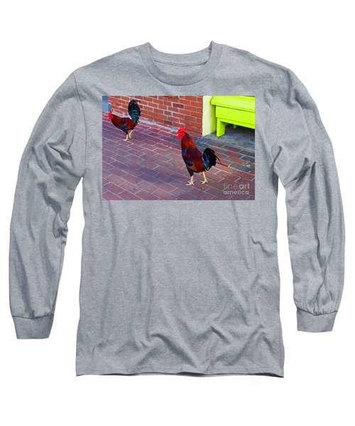 Brother Rosters Long Sleeve T-Shirt