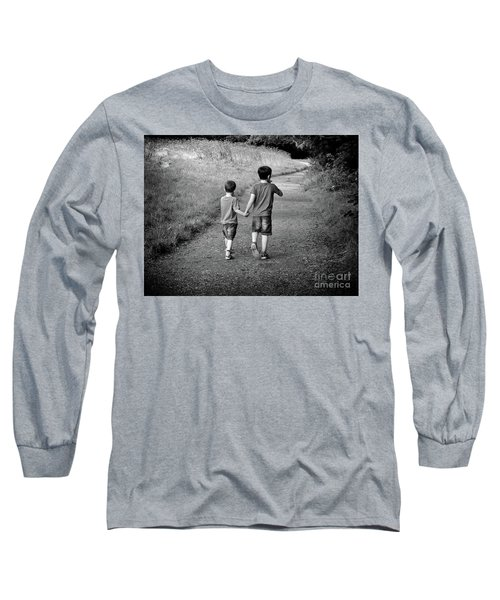 Brotherly Love Long Sleeve T-Shirt
