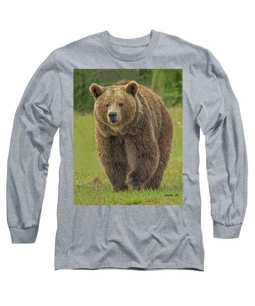 Brown Bear 1 Long Sleeve T-Shirt
