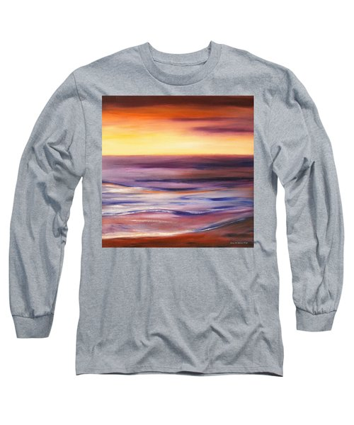 Brushed 9 Long Sleeve T-Shirt