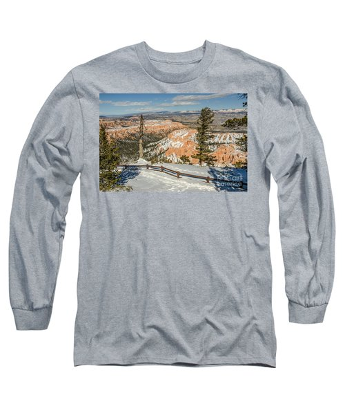 Bryce Amphitheater From Bryce Point Long Sleeve T-Shirt