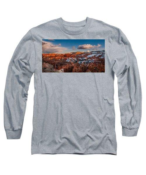 Bryce Sunset Long Sleeve T-Shirt