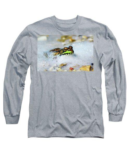 Bubble Bath Long Sleeve T-Shirt