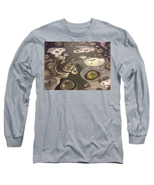 Bubble Boil And Trouble 1 Long Sleeve T-Shirt