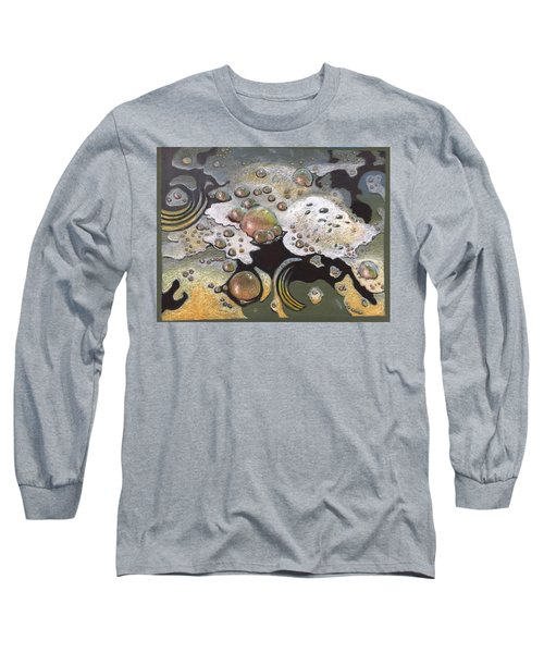 Bubble, Bubble, Toil And Trouble 2 Long Sleeve T-Shirt