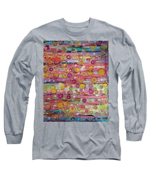 Bubble World Long Sleeve T-Shirt