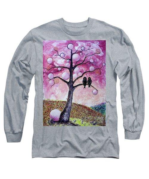 Bubbletree Long Sleeve T-Shirt