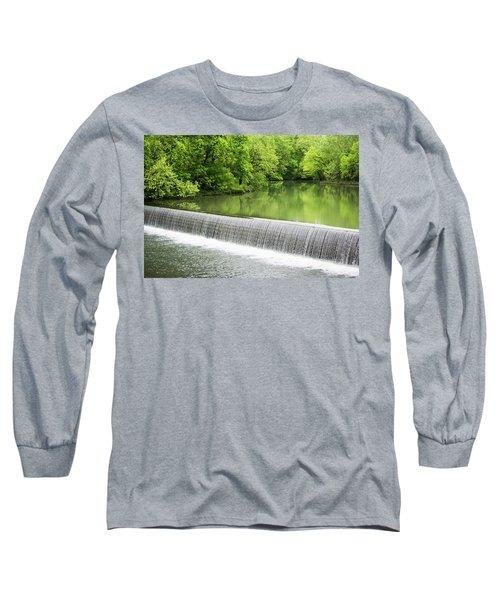 Long Sleeve T-Shirt featuring the photograph Buck Creek Greens by Parker Cunningham