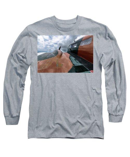 Bucket Of Bolts Long Sleeve T-Shirt
