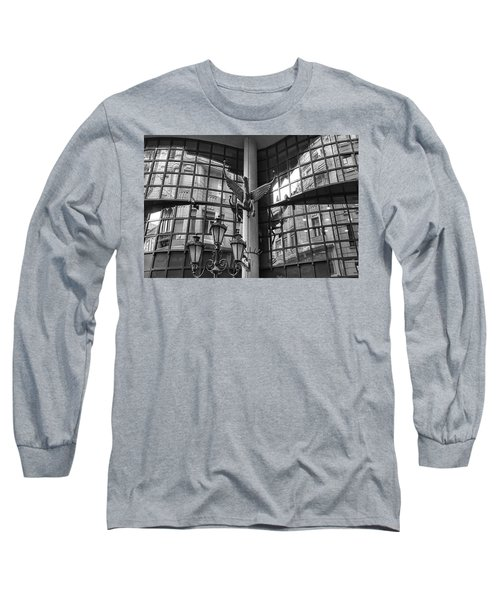 Budapest Reflections Long Sleeve T-Shirt