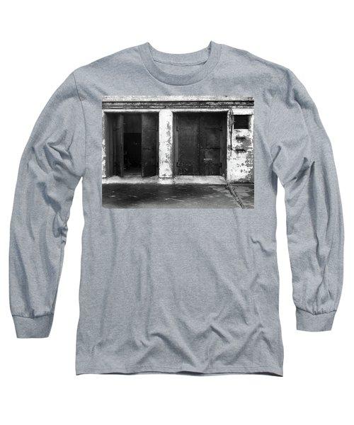 Buddha 2 Long Sleeve T-Shirt by Laurie Stewart