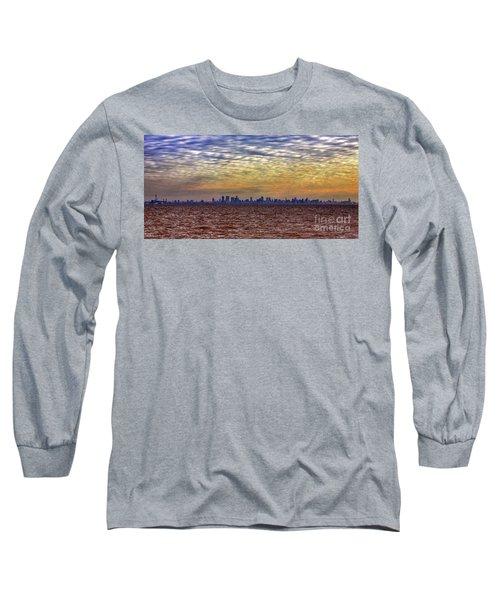 Buenos Aires 014 Long Sleeve T-Shirt by Bernardo Galmarini