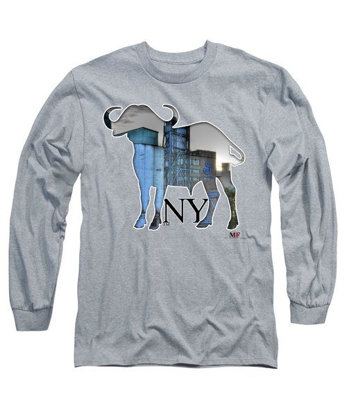 Buffalo Ny General Mills Long Sleeve T-Shirt