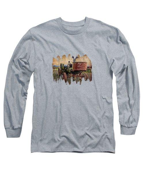 Buffalo Pitts Long Sleeve T-Shirt by Thom Zehrfeld