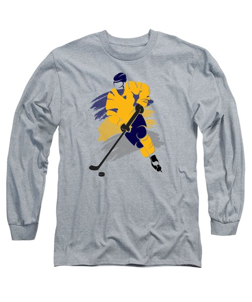Buffalo Sabres Player Shirt Long Sleeve T-Shirt