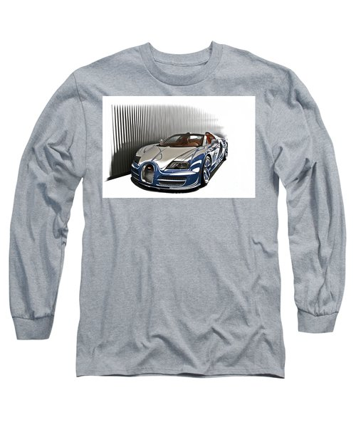 Bugatti V Long Sleeve T-Shirt