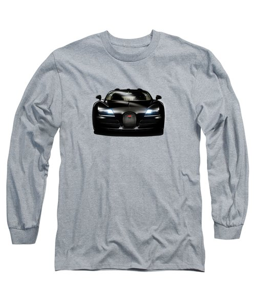 Bugatti Veyron Long Sleeve T-Shirt