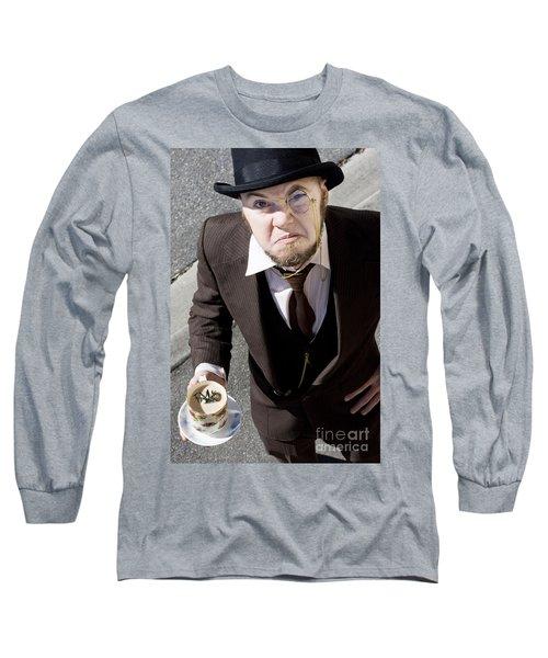 Bugged Man Long Sleeve T-Shirt