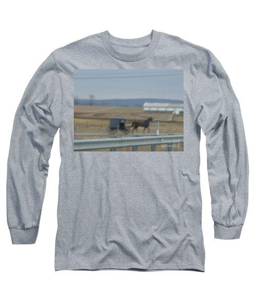 Buggy Ride Three Long Sleeve T-Shirt