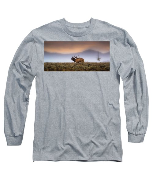 Bugle Boy  Long Sleeve T-Shirt