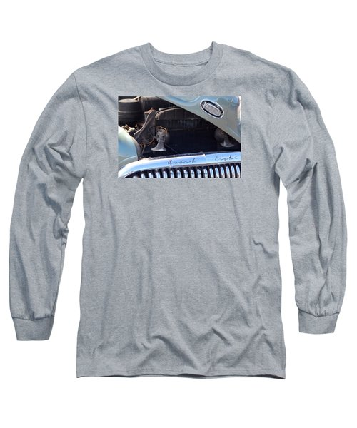 Buick Eight Long Sleeve T-Shirt