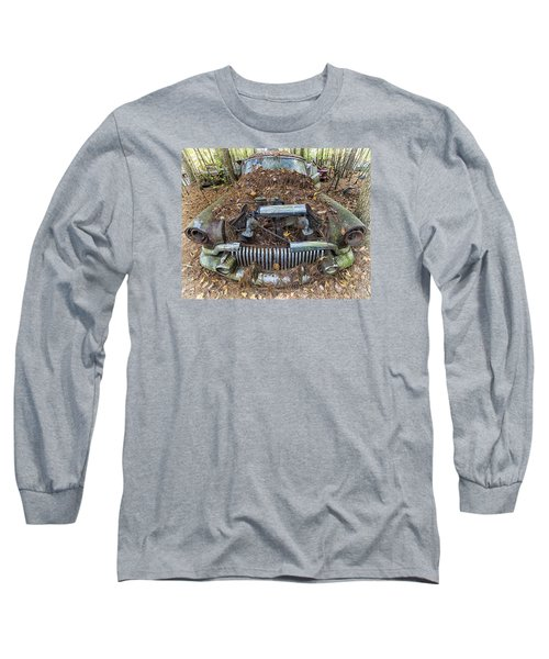 Buick In Decay Long Sleeve T-Shirt