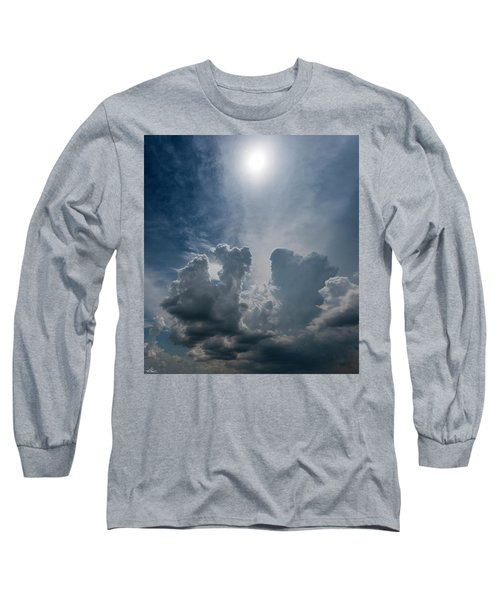 Building Tcu Long Sleeve T-Shirt