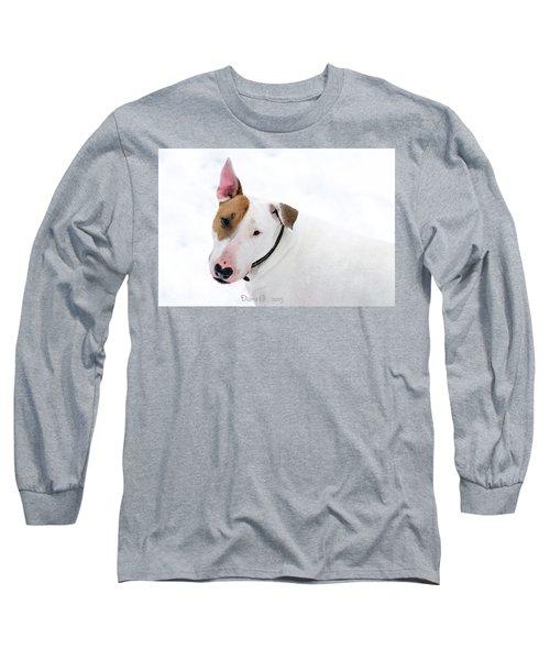 Bull Terrier Long Sleeve T-Shirt
