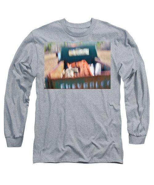 Bumpy Road Long Sleeve T-Shirt
