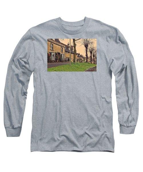 Burford Cotswolds Long Sleeve T-Shirt