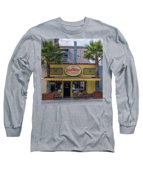 Burgermeister Restaurant, San Francisco Long Sleeve T-Shirt