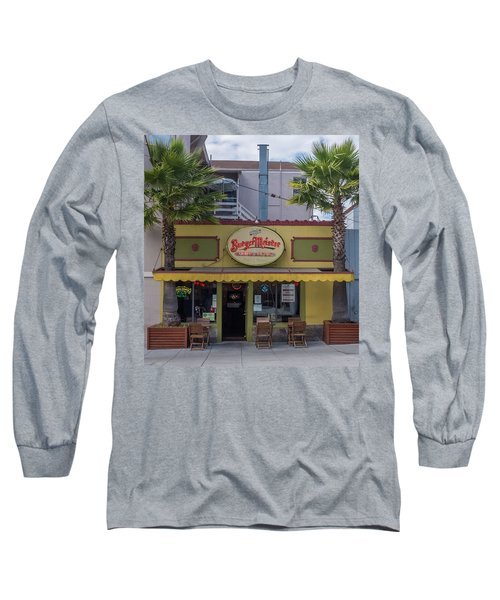 Burgermeister Restaurant, San Francisco Long Sleeve T-Shirt