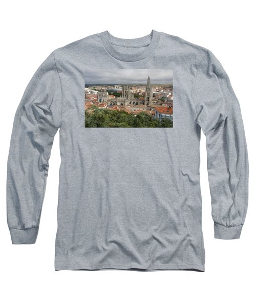 Long Sleeve T-Shirt featuring the photograph Burgos by Christian Zesewitz