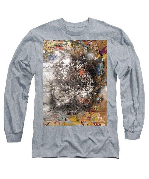 Burn Crackle Fizz Long Sleeve T-Shirt