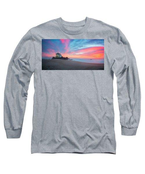 Burning Sky V3 Long Sleeve T-Shirt
