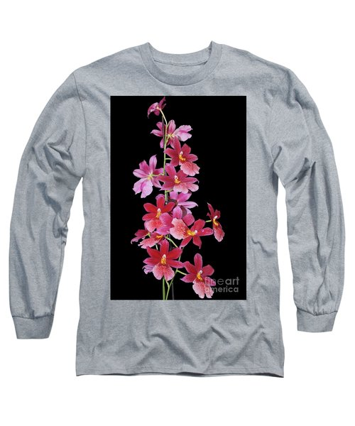 Burrageara Nelly Isler, Swiss Beauty Long Sleeve T-Shirt